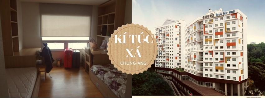 Ký túc xá đại học Chung Ang